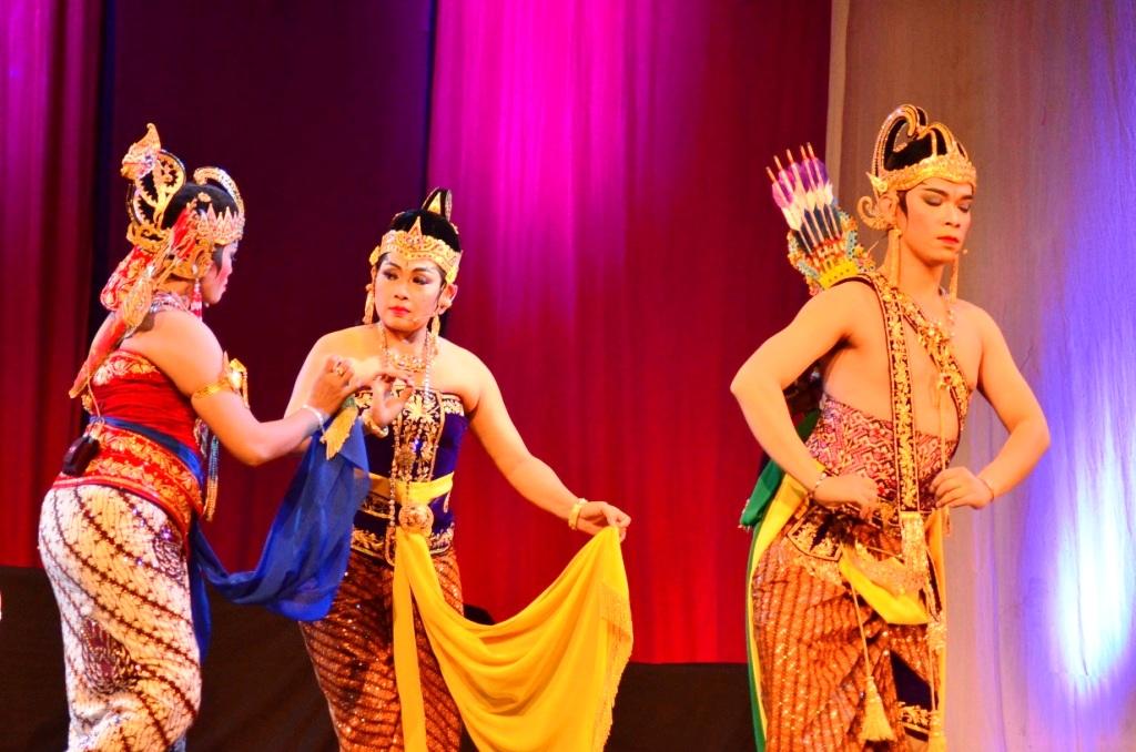 Teater Wayang Indonesia Persembahkan Adiluhung Wayang Orang Sriwedari Trenz Indonesia