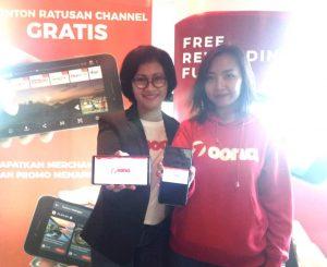 Oona Hadirkan Fitur Baru Serta Keseruan Nikmati 200 Channel Tv Secara Gratis Trenz Indonesia