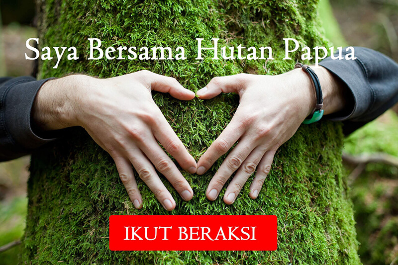 Saya Bersama Hutan Papua